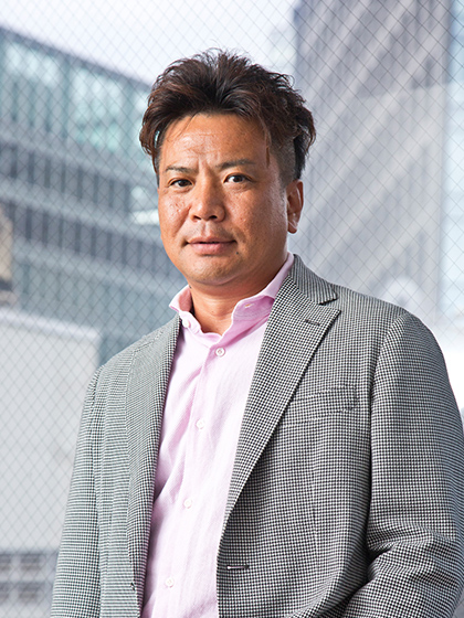 画像:代表取締役 山田 敏広